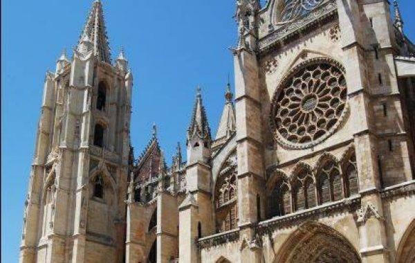 Kathedrale von Leon, Südfassade