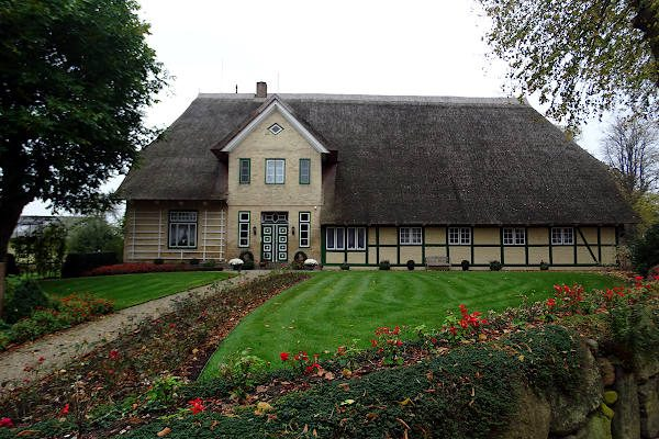 Altes Bauernhaus in Bosau