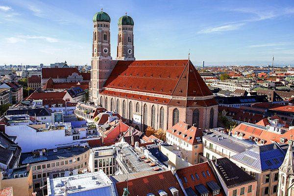 Liebfrauendom in München