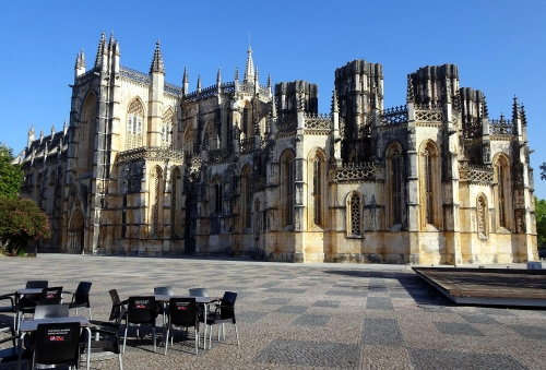 Die wunderbare Klosterkirche von Batalha