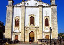 Die Kathedrale von Leiria. Eher unspektakulär.