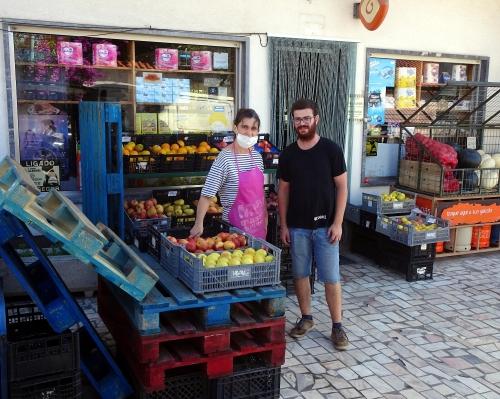 Auch in Corona-Zeiten in die Versorgung mit frischem Obst kein Problem.