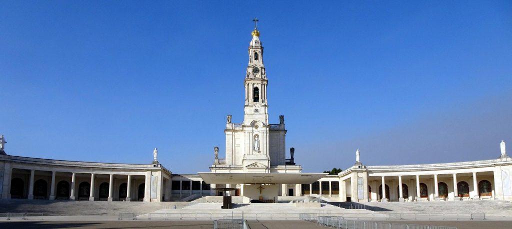 Die Basilika von Fátima
