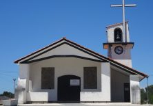 Moderne Kiche von Quintas do Norte