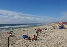 Strand von Furadouro