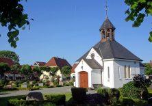 Kapelle in der Fischersiedlung Holm