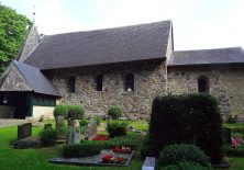 St. Jakobuskirche in Moldenit