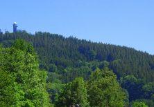 Auf dem Weg zum Hohen Peißenberg