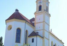 Dorfkirche von Bernbeuren