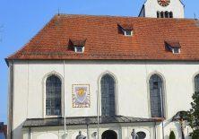 Dorfkirche von Stötten am Auerberg