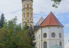 St. Martins-Kirche in Marktoberdorf
