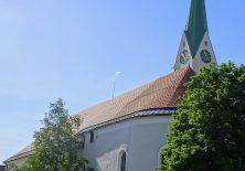 Kirche von Weiler im Allgäu
