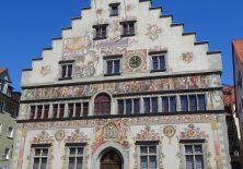 Das Rathaus von Lindau