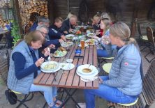 Pilger-Abendessen in Wildsteig